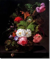 цветы Rachel Ruysch 1
