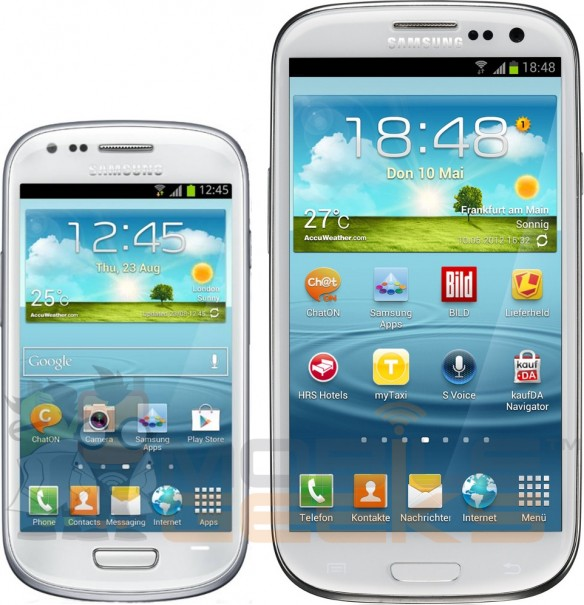 perbandingan-ukuran-galaxy-mini-s3-vs-galaxy-s3
