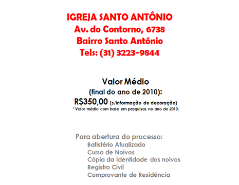GUIA - CATOLICA - IGREJA SANTO ANTONIO