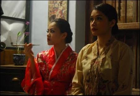 tiz dan scha dalam geishamelayuterakhir
