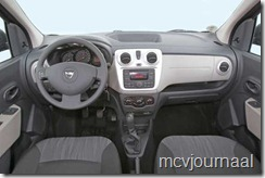 Dacia Lodgy - Renault Kangoo - Peugeot Partner 05