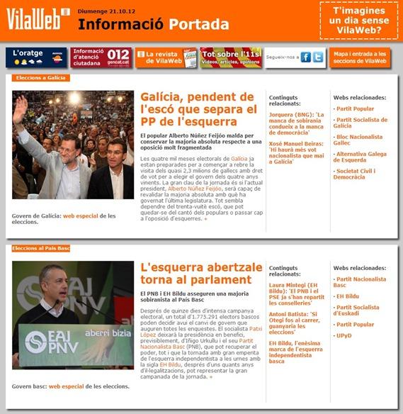 eleccions 21 octobre 2012