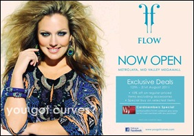 Flow-New-Opening-At-Metrojaya-2011
