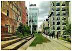 The High Line (elevated rail track in Chelsea, NYC turned into a park)