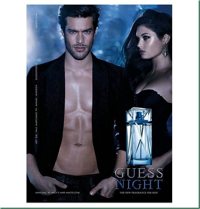 Goncalo Viriato Teixeira for Guess Night Fragrance
