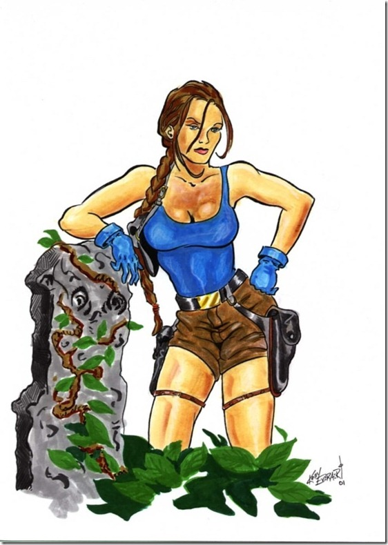 Lara Croft (278)