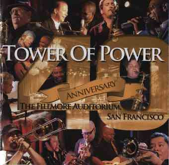 Tower Of Power – Tower Of Power 40th Anniversary (2011)