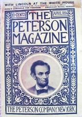 vintage magazine The Peterson Magazine