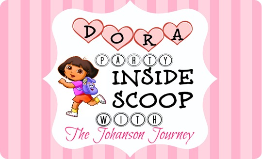 The Johanson Journey Inside Scoop Dora Party
