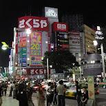 shinjuku in Tokyo, Tokyo, Japan