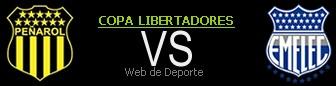 Peñarol vs Emelec