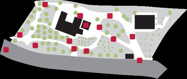 Exterior map