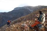 Near the summit of Dempo (Tim Hannigan, January 2011)