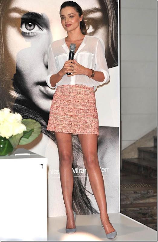 Miranda Kerr Long Legs