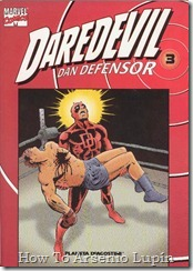 P00003 - Daredevil - Coleccionable #3 (de 25)
