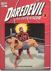 P00003 - Daredevil - Coleccionable #3 (de 25)