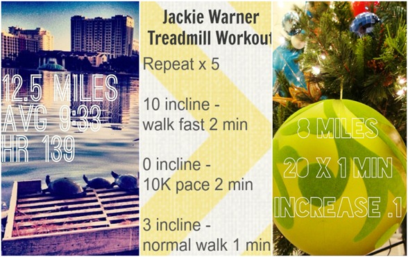 workouts december