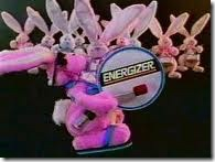 energizer bunny drumming