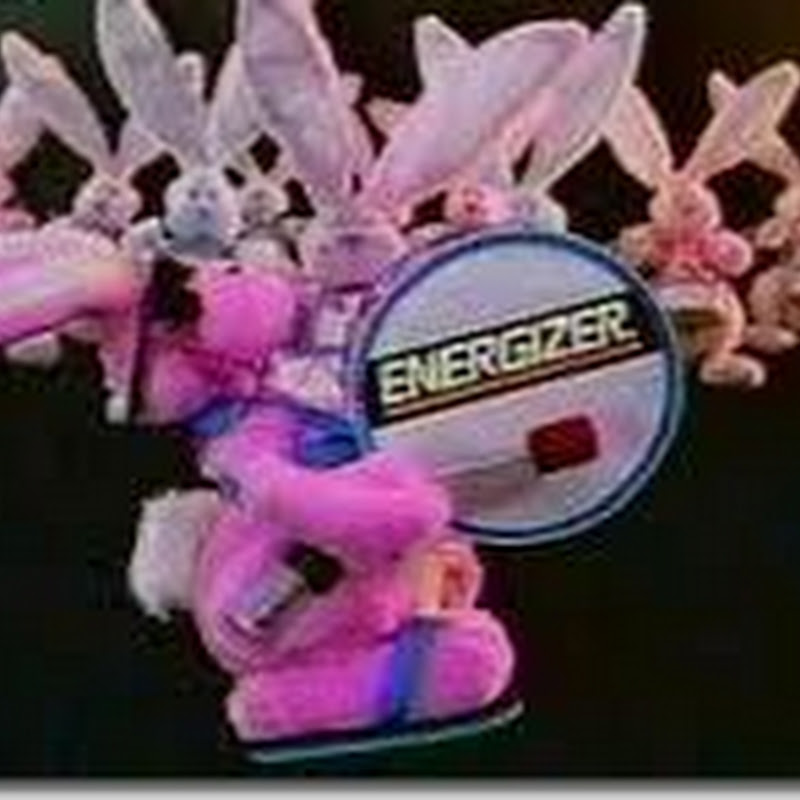 Energizer Bunny Sympathizes With Furyk After 5 Hour Energy Fail