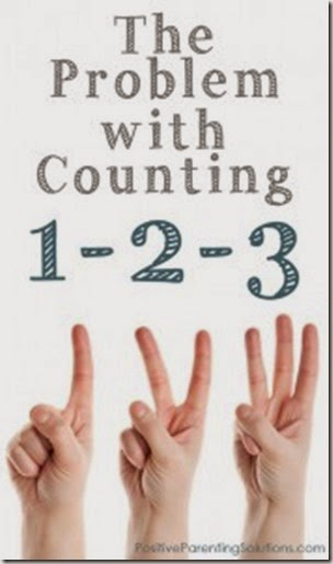 The Problems with Parenting with the 1-2-3 Method #parenting #momstuff #kids