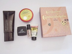 October face products, bitsandtreats