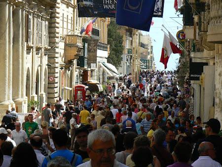 1. strada principala Valletta.JPG