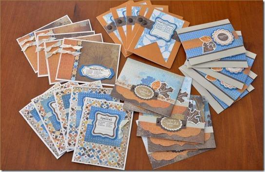 25 cards
