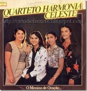quarteto harmonia celeste