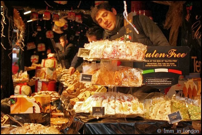 Confectionary Belfast Christmas Market