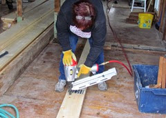 1405136 May 12 Barb Building Boards Together