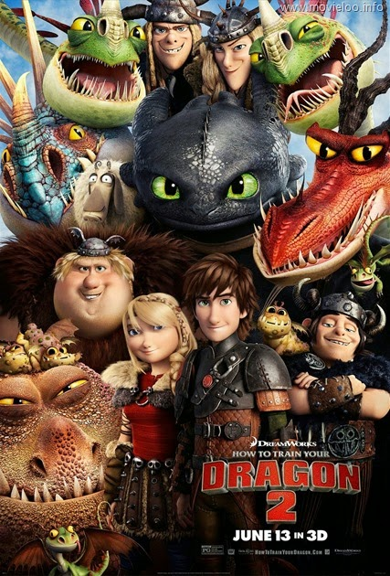 How to Train Your Dragon 2 (2014) 720p WEB-DL - 999MB - ShAaNiG