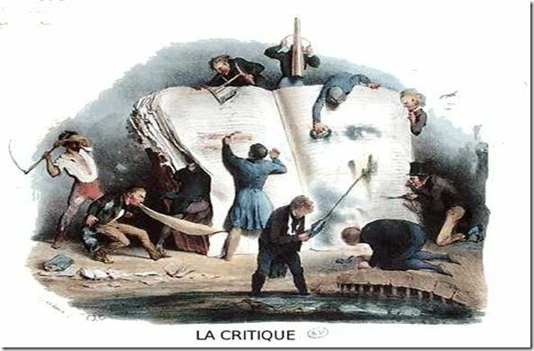 critici_letterari_caricatura_di_CJ_Travies_de_Villiers_1830