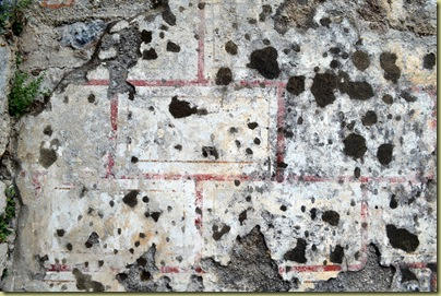 Miletus Museum Plaster detail