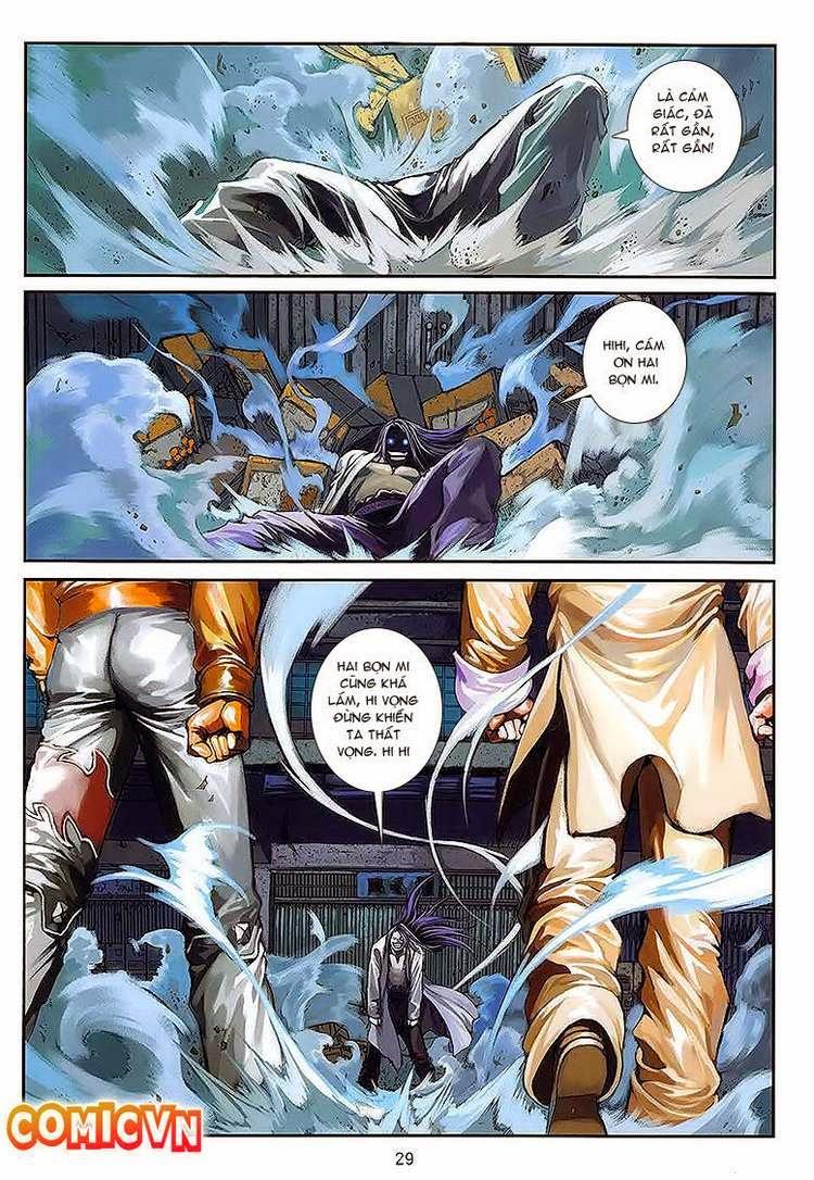 Cửu Long Thành Trại chap 30 - Trang 29