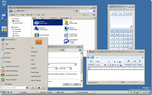 Windows 2000 Like User Interface On Windows 7  Windows Classic