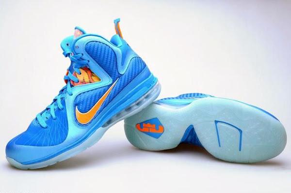 Everything Inside a Nike LeBron 9 8220China8221 1 of 1 Box