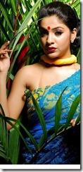 archana kavi hot in saree_pic