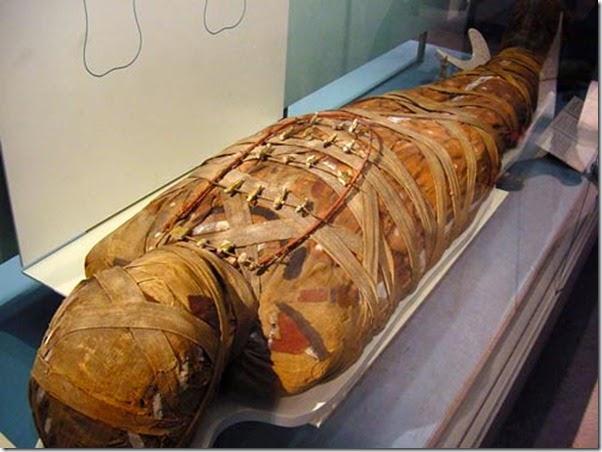 las momias