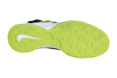 nike zoom soldier 7 tb gorge green 1 02 Team Bank Options For Nike Zoom Soldier VII Available at NDC