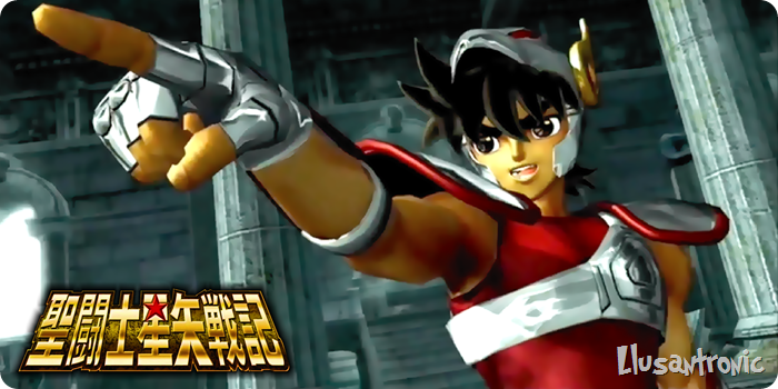 Trailer de Saint Seiya Senki para PlayStation 3