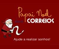 Papai Noel dos Correios: Adote uma carta e faça um Natal Feliz.