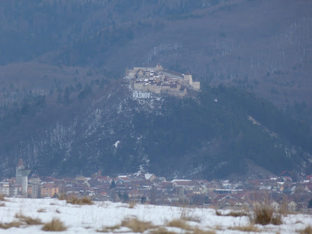 Monumente Romania: Cetatea Rasnov