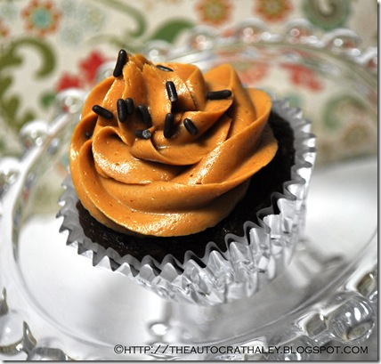 PEANUT BUTTER CUPCAKES (3)