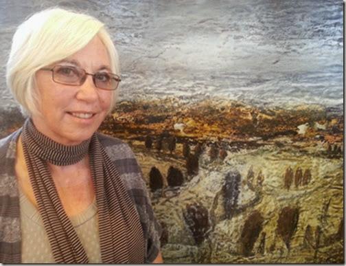 Anna Henderson Drover's Ridge Novill 2014 Art prize