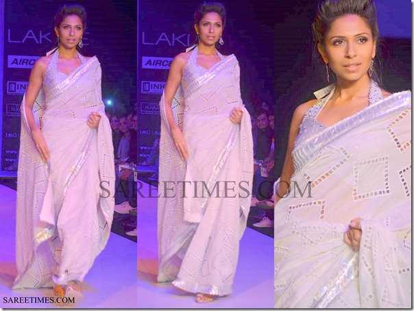 Debarun_White_Saree
