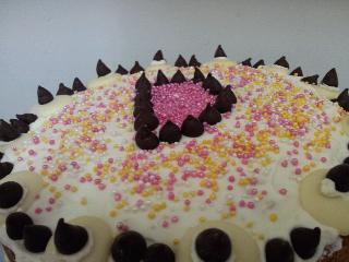 Tales by Diya My birthday cake