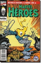 P00068 - Marvel Heroes #81