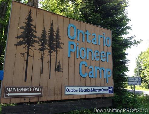 Ontario Pioneer Camp_@DownshiftingPRO_Residential Summer Camp