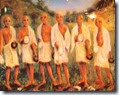 [Six gosvamis of Vrindavana]