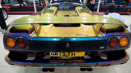 Lamborghini Diablo Roadster VT
